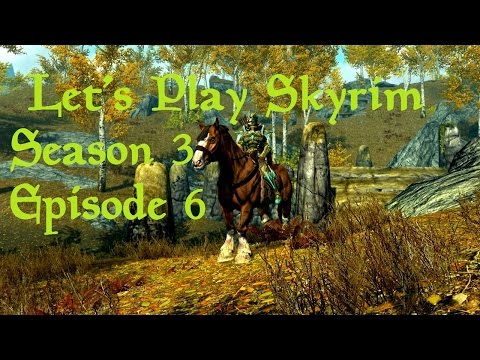 Let's Play Skyrim (Falskaar) - Season 3 Episode 6 - Mo Bandits, Mo Problems