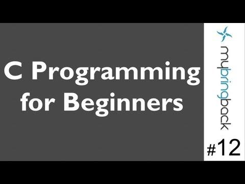 Learn C Programming Tutorial 1.12 Modulus