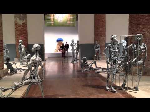 55th Venice Biennale / Il Palazzo Enciclopedico - Arsenale