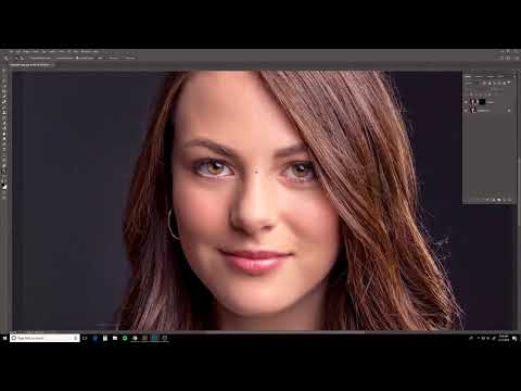 Retouching Senior Portraits in Photoshop CC with David Byrd