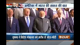 India has now emerged as a business-friendly destination says Pm Modi in US