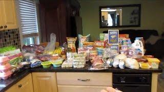 Weekly Grocery Haul Y