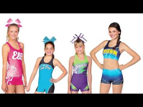 Design Your Own Cheer Practice Wear!