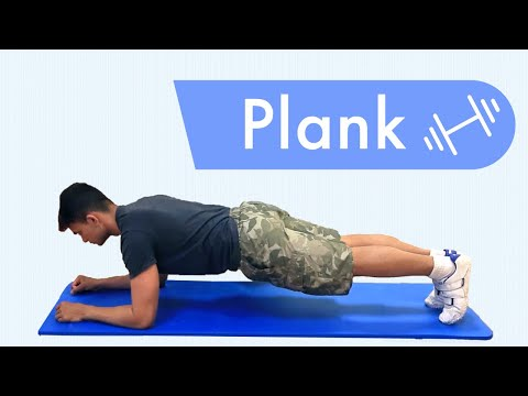 Get 'PLANK' Confident: Technique and Common Mistakes