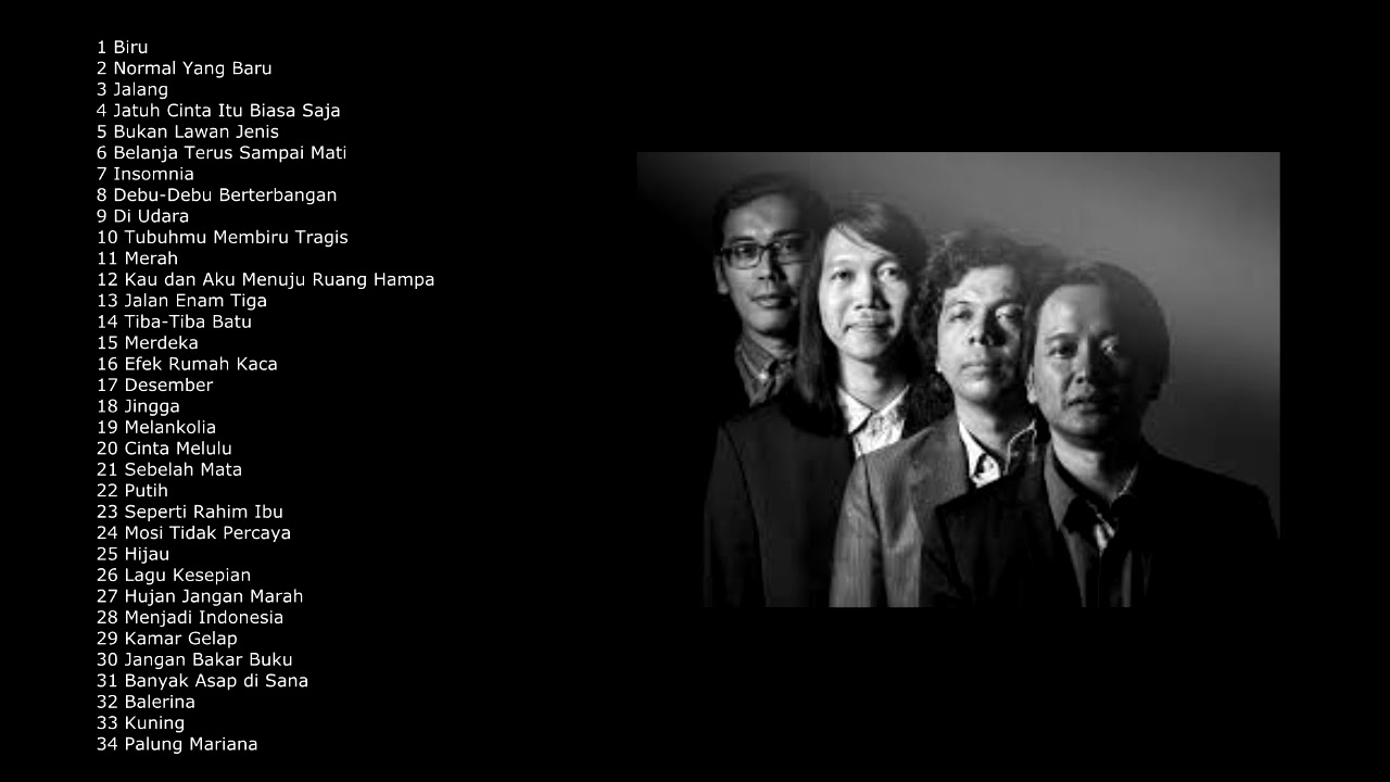Download Lagu pilihan Efek Rumah Kaca MP3 Gratis