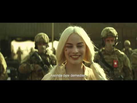 Suicide Squad Türkçe Altyazılı Fragmanı