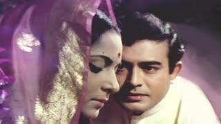 Sanjeev Kumar and Waheeda Rehman Get Married   Man Mandir (1971)   Scene 2/20