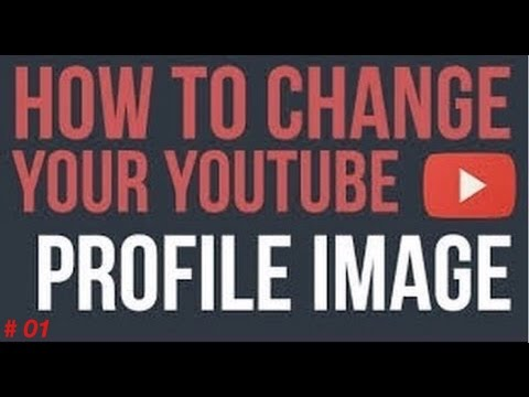 How To Change Your YouTube Profile Picture On IPad / IPhone / IPod