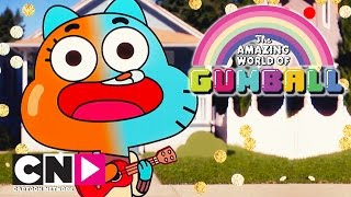 The Amazing World of Gumball | Weird Like You & Me | Cartoon Network