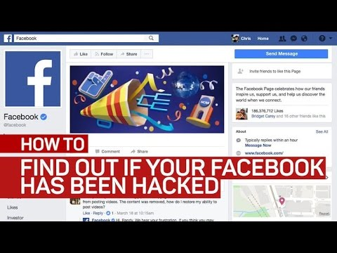 How to find out if your Facebook has been hacked (and fix it)