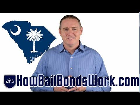 How Bail Bonds Work in South Carolina