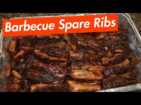 How to Make: Barbecue Spare Ribs