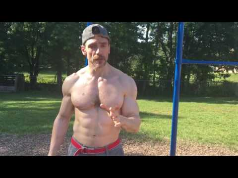 Chin Ups for Back and Biceps, Calisthenics to build your upper body