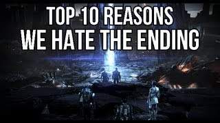 10 Reasons We Hate Mass Effect 3's Ending
