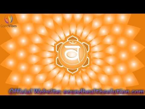Sacral Chakra Healing & Activation - Enhance Sexuality, Love & Desire - Binaural Beats Meditation