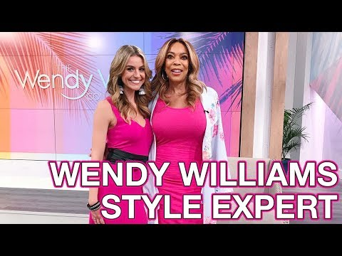 Wendy Williams Style Expert – HSN Spring Collection