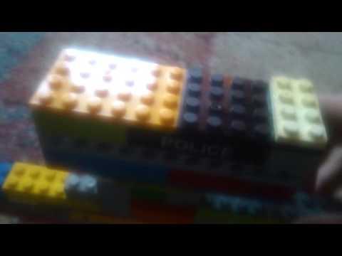 My custom made Lego sniper rifle![Destiny design inspired]