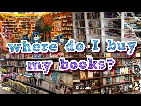 Where do I buy my Books?