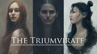 Epic Magic Music - The Triumvirate | Feat 8Dio Studio Percussion