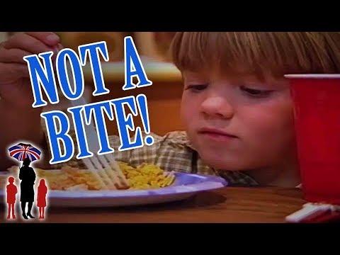 Kids Refuse To Eat Dinner Or Do Homework | Supernanny