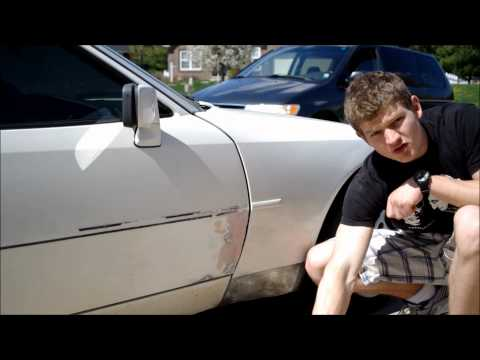 How to Fix Dents In Your Car