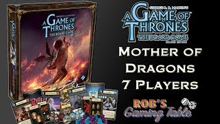 Download Game of Thrones: Board Game - Mother of Dragons Expansion Video
