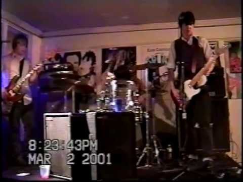 The Tom Collins live at Full Moon Records ~ March 2, 2001