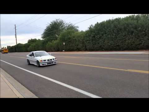 Omar's Boosted E36 M52 ( RK-TUNES )