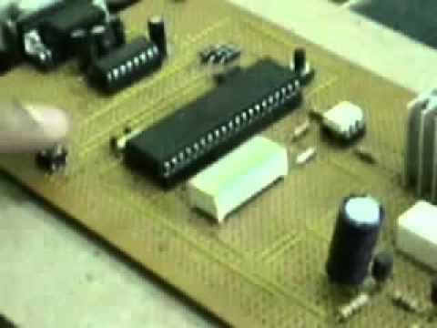 Single Phase AC Motor Speed Controller ✅