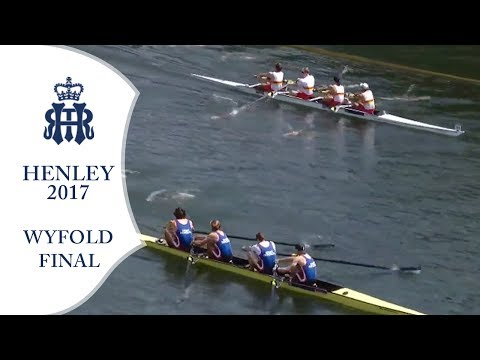 Wyfold Final - Scullers' v Sport Imperial | Henley 2017