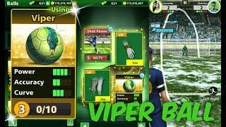 Football Strike - New Viper Ball | Leo Ortiz
