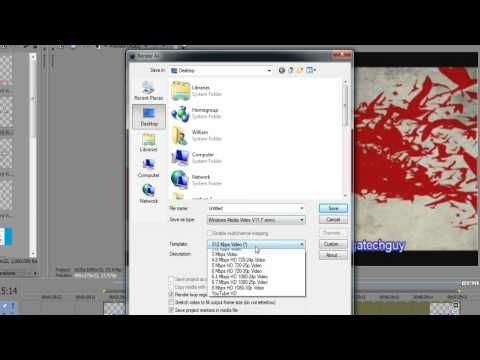 How to Make 1080p Video's for Youtube!...
