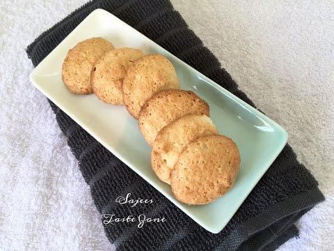 Coconut Cookies | Coconut Macaroons