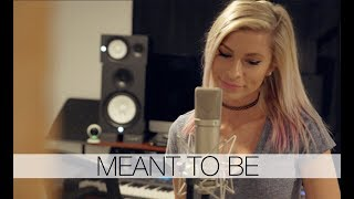Bebe Rexha  Meant To Be Feat Florida Georgia Line Andie Case Cover