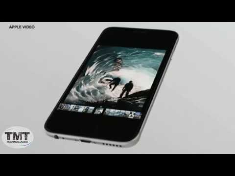 What is 3D Touch? New Apple iPhone 6S & 6S+