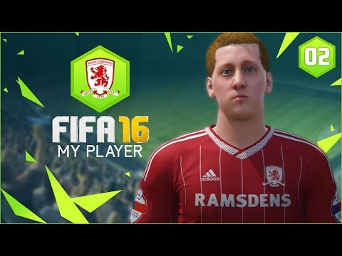 FIFA 16 | My Player Career Mode Ep2 - ACE IN TRAINING + NEW MY PLAYER FEATURE?!?!