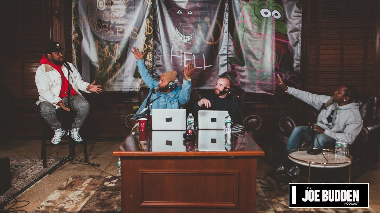 "The Joe Budden Podcast Episode 188 | ""Steven Victor"" feat. Pusha T"