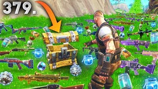 MOST LOOT IN CHEST RECORD!! Fortnite Daily Best Moments Ep.379 Fortnite Battle Royale Funny Moments