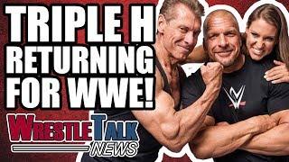 Roman Reigns PULLED From WWE Tour! Triple H RETURNS! | WrestleTalk News Oct. 2017