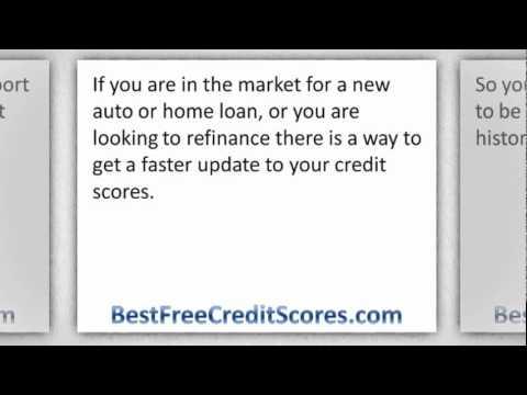 How Often Credit Report Agency Update Your Score
