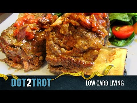 Hearty Crockpot Short Ribs In Low Carb Marinara