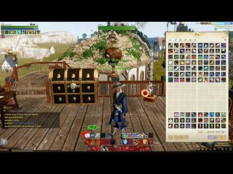 Archeage NA/EU MMORPG Promotion Free Pure Sky Dynasty Robe