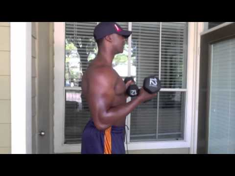 The Best Exercise for ARMS: The LIGHTbell Biceps Curl?