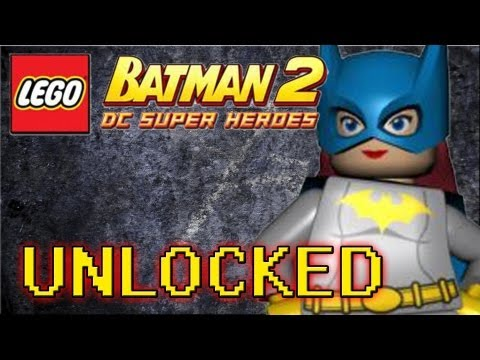 LEGO Batman 2 DC Superheroes - How to Unlock Batgirl
