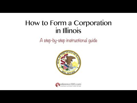 How to Incorporate in Illinois