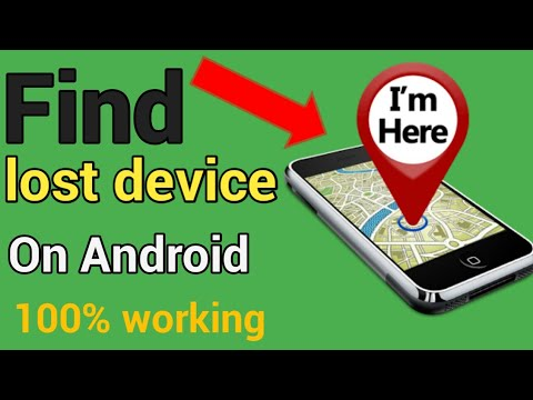 How to find lost device in android-Samsung