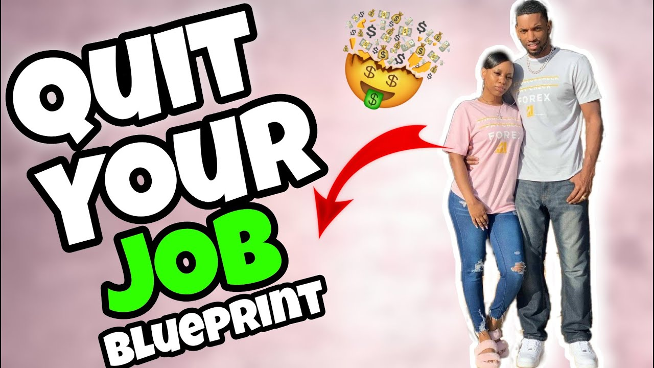 FOREX TRADING QUIT YOUR JOB BLUEPRINT | JEREMY CASH