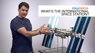 #AskNASA┃ What is the International Space Station?