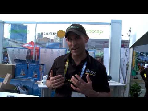 2014 Hardware Show: Shurtape flooring tape