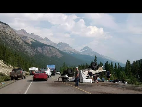 Drive Safely in Canada 2017 August